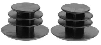 schwarz (Kunststoff)